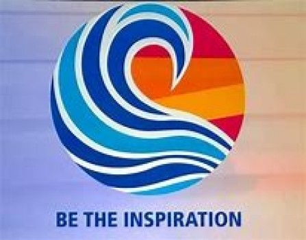 "Rotary sitt motto for 2018/2019: ""BE THE INSPIRATION"" (together)"